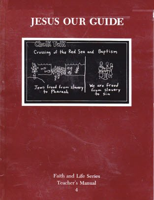 9780898701586: Jesus, Our Guide (Faith and Life) [Teacher's Manual]