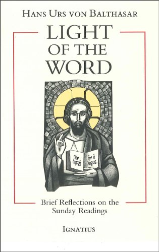 9780898704587: Light of the Word: Brief Reflections on the Sunday Readings