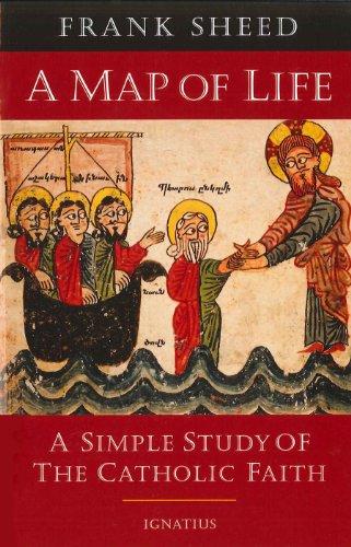 9780898704747: A Map of Life: A Simple Study of the Catholic Faith