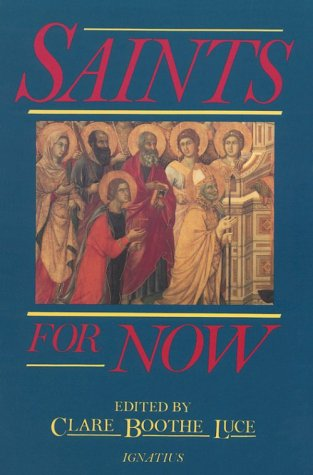 9780898704761: Saints for Now