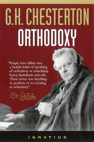 9780898705522: Orthodoxy