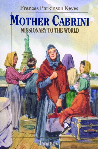 Mother Cabrini: Missionary to the World (Vision Books)