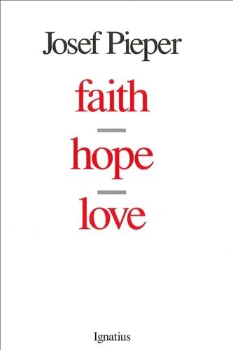 9780898706239: Faith, Hope, Love