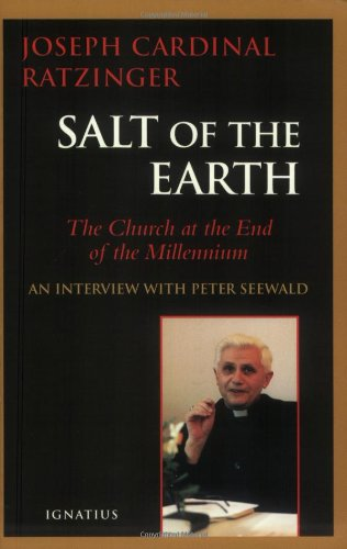 9780898706406: Salt of the Earth: The Church at the End of the Millennium- An Interview With Peter Seewald