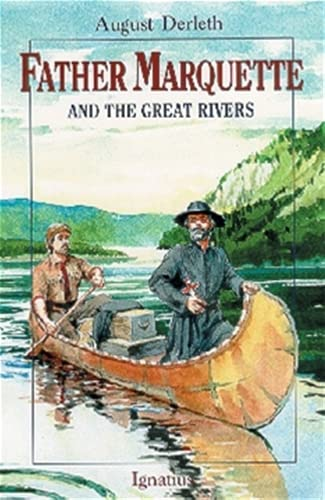 9780898706642: Father Marquette and the Great Rivers (Vision Book)