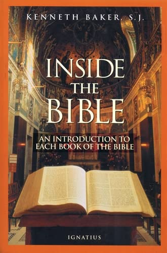 9780898706659: Inside the Bible: A Guide to Understanding Each Book of the Bible