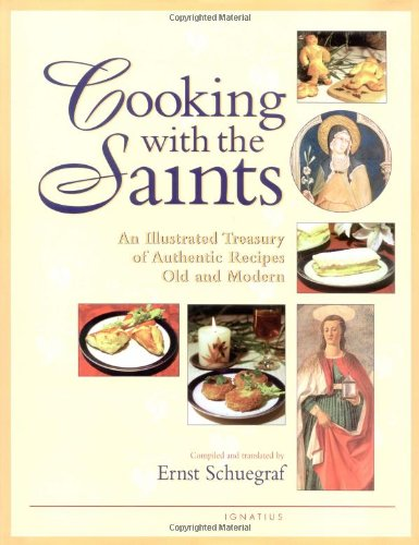 9780898707793: Cooking With the Saints