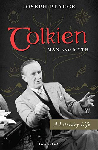 9780898708257: Tolkien: Man and Myth, a Literary Life