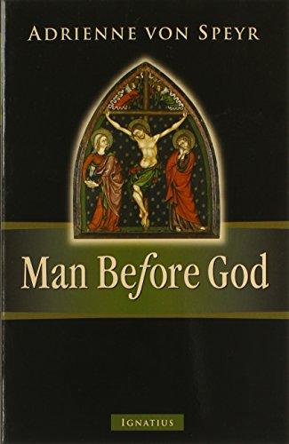 9780898708820: Man Before God