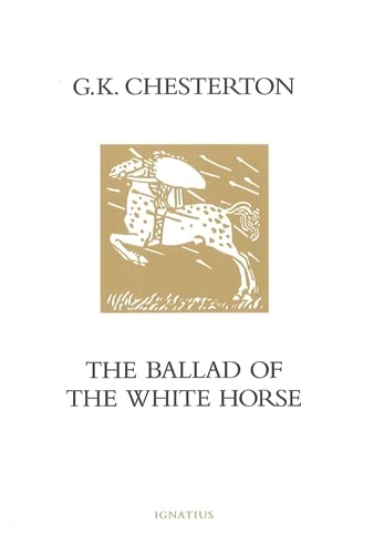 9780898708905: The Ballad of the White Horse