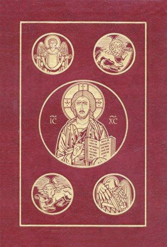Catholic Bible-RSV (Bonded Leather): Ignatius Press