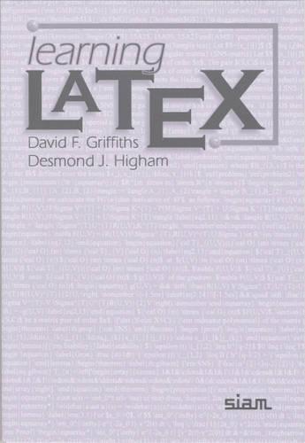 9780898713831: Learning LaTeX