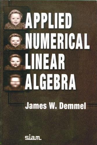 9780898713893: Applied Numerical Linear Algebra