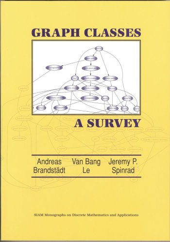 9780898714326: Graph Classes: A Survey (Monographs on Discrete Mathematics and Applications)