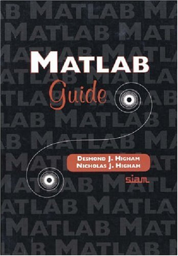 9780898714692: Matlab Guide