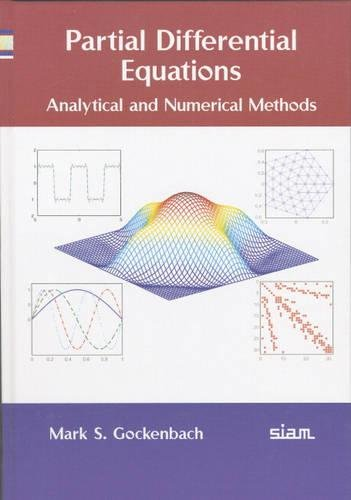9780898715187: Partial Differential Equations: Analytical and Numerical Methods