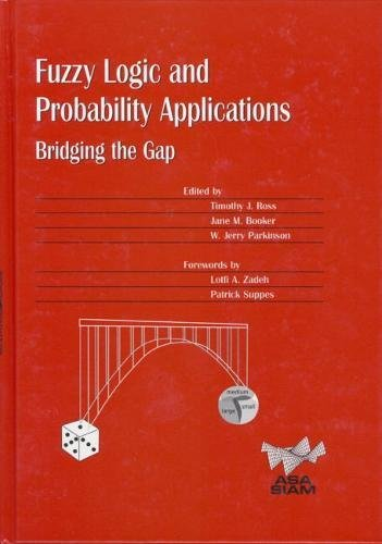 9780898715255: Fuzzy Logic and Probability Applications Paperback: Bridging the Gap (ASA-SIAM Series on Statistics and Applied Probability)