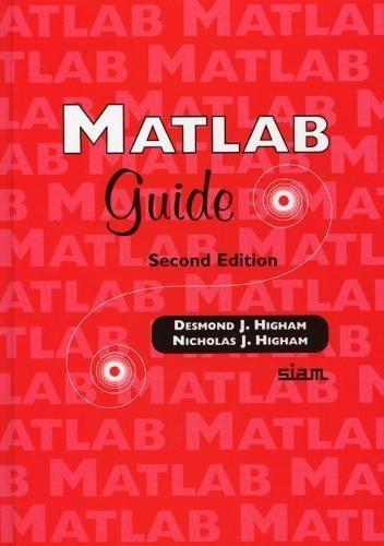 9780898715781: MATLAB Guide