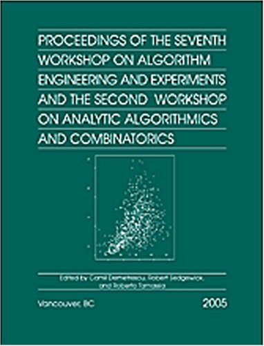 9780898715965: Proceedings of the Seventh Workshop on Algorithm Engineering and Experiments and the Second Workshop on Analytic Algorithmics and Combinatorics (Siam Proceedings in Applied Mathematics)