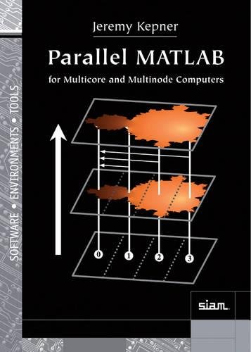 Parallel MATLAB for Multicore and Multinode Computers Hardback (Software, Environments and Tools): ...