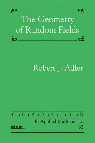 9780898716931: The Geometry of Random Fields
