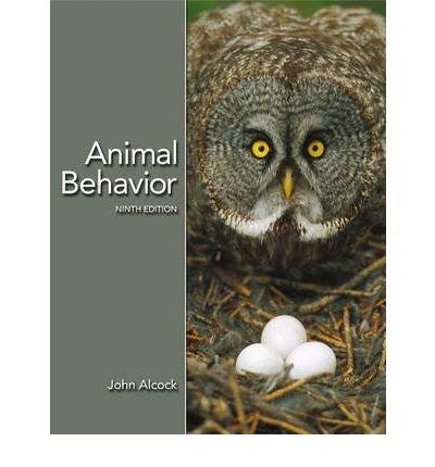 9780898732252: Animal Behavior