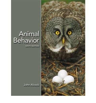9780898732252: Animal Behavior