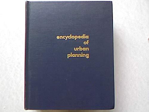 9780898741049: Encyclopedia of Urban Planning