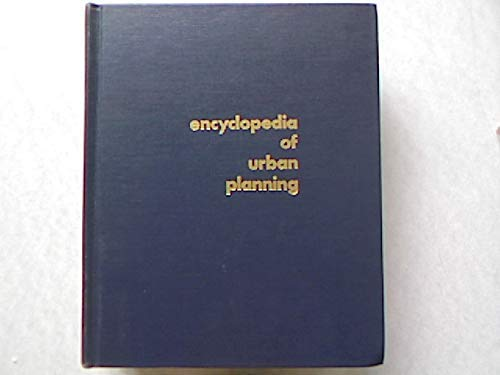 9780898741049: Encyclopedia of Urban Planning