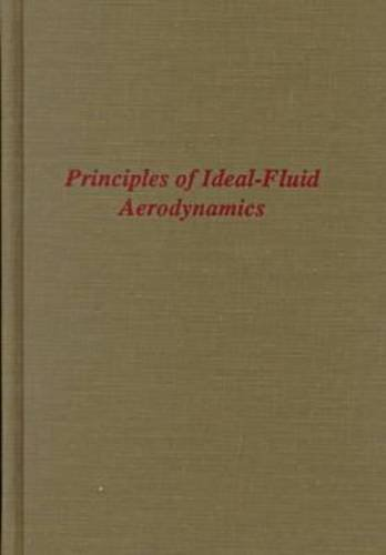 9780898741131: Principles of Ideal-Fluid Aerodynamics