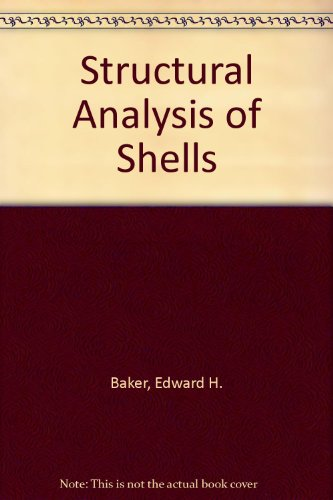 9780898741186: Structural Analysis of Shells