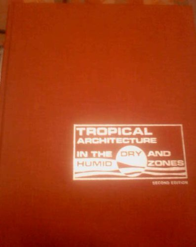 9780898741261: Tropical Architecture in the Dry and Humid Zones