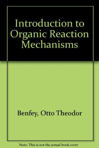 9780898741735: Introduction to Organic Reaction Mechanisms