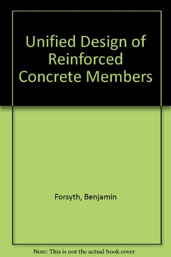 9780898741896: Unified Design of Reinforced Concrete Members
