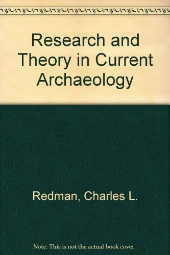 9780898742268: Research and Theory in Current Archaeology