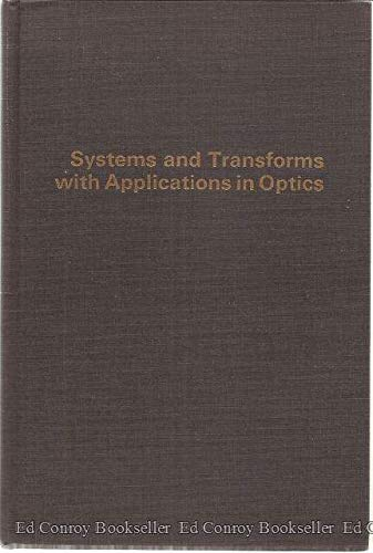 9780898743586: Systems and Transforms With Applications in Optics