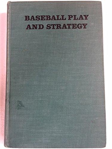 9780898744507: Baseball Play and Strategy
