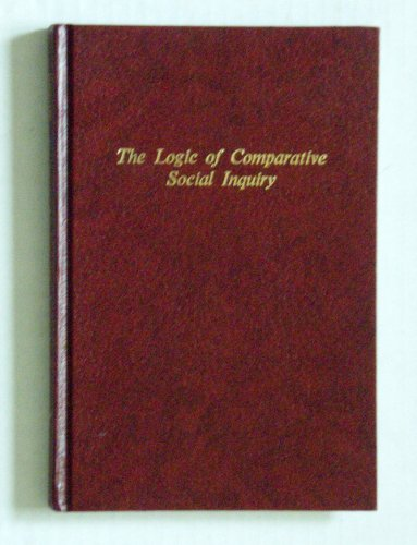 9780898744620: Logic of Comparative Social Inquiry