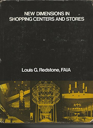 9780898745085: New Dimensions in Shopping Centers and Stores