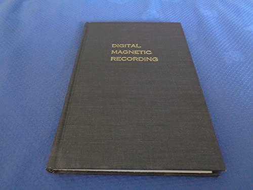 9780898745917: Digital Magnetic Recording