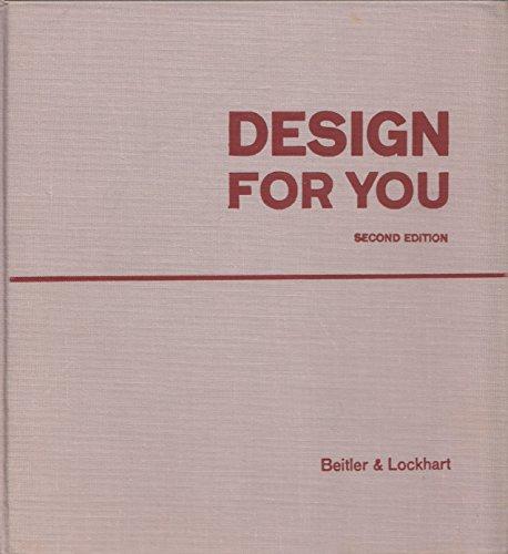 9780898746525: Design for You