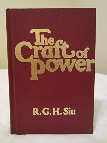 9780898747997: The Craft of Power