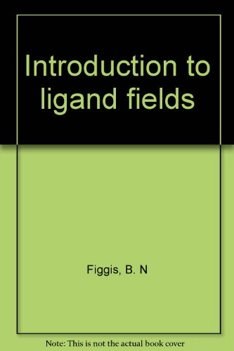 9780898748192: Introduction to ligand fields