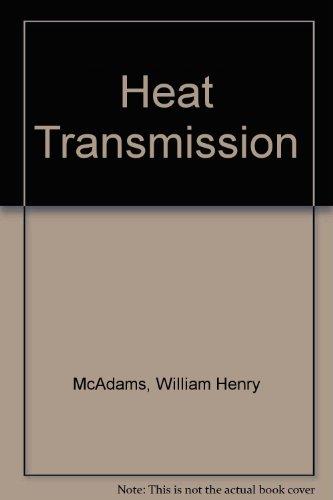 9780898748765: Heat Transmission