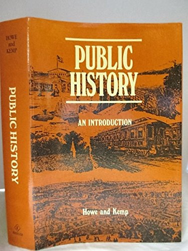 9780898748819: Public History: An Introduction