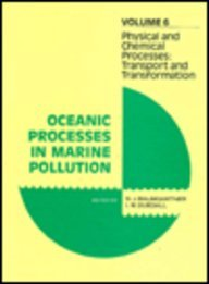 OCEANIC PROCESSES IN MARINE POLLUTION