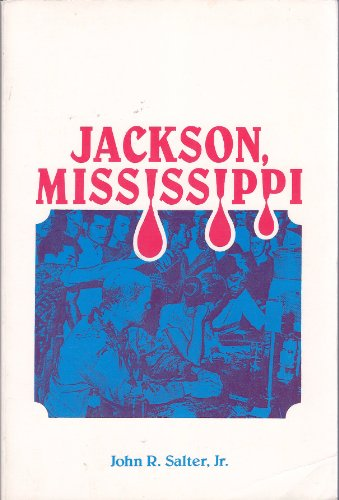 9780898749991: Jackson Mississippi an American Chronicle of Struggle and Schism