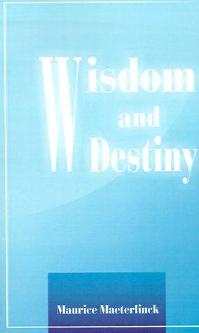 9780898751598: Wisdom and Destiny