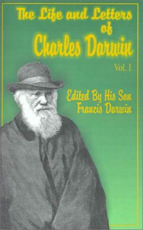 9780898752380: The Life and Letters of Charles Darwin, Volume 1: Including an Autobiographical Chapter (v. 1)