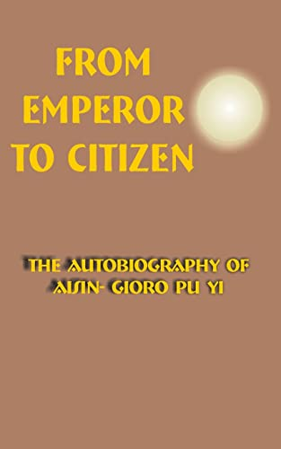 9780898752892: From Emperor To Citizen (v. 1)